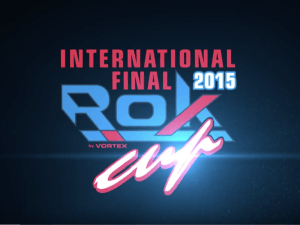 Video: 2015 ROK Cup International Final