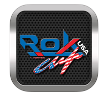 'ROK Cup USA' App available on Apple Store and  Android market
