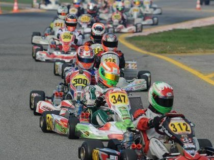 TEAM USA Lineup for the 2016 ROK Cup International Final