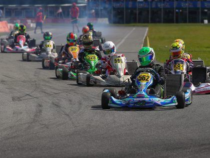 ROK SHIFTER AND WKA ARE LAYING DOWN THE FUTURE TO HELP THE KARTERS AND TEAMS
