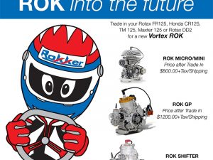 FINAL WEEK FOR ROK CUP PROMOTIONS TRADE IN PROGRAM