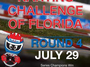 KARTING CHALLENGE OF FLORIDA TO HOST BRIGGS LO206 CLASSES