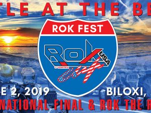 ROK CUP USA CONSIDERS BRIGGS & STRATTON 206 CLASSES AT ROK FEST IN BILOXI