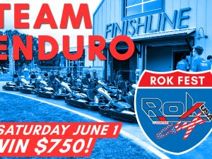 TEAM ENDURANCE RACE SET FOR SATURDAY NIGHT IN BILOXI
