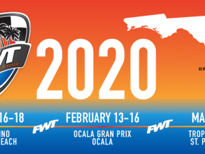 2020 ROK CUP PROMOTIONS FLORIDA WINTER TOUR VENUES CONFIRMED