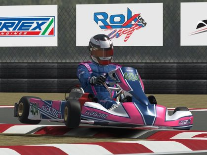 ROK CUP SIM CHALLENGE DEBUT IS DELAYED ONE WEEK, ALSO BECOMES PART OF THE  WORLD'S FASTEST GAMER PROGRAM