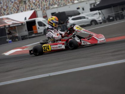 2020 ROK CUP USA ROK Fest East – Charlotte Motor Speedway – FRIDAY REPORT