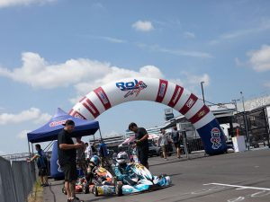 2020 ROK CUP USA ROK Fest East – Charlotte Motor Speedway – Saturday REPORT
