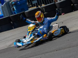 2020 ROK CUP USA ROK Fest East – Charlotte Motor Speedway – Sunday REPORT