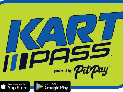 ROK CUP PROMOTIONS GOES TOUCHLESS WITH KART PASS BY PIT PAY BEGINNING WITH ROK THE RIO REGISTRATION ON OCTOBER 5TH