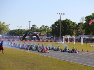 2021 ROK Cup USA Florida Winter Tour – Ocala Gran Prix RD3 – Friday Report